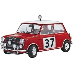 Revell of Germany . RVL 1/24 MINI COOPER RALLYE