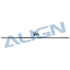Align RC . AGN 550E/550 Dom CARBON TAIL CONTROL ROD