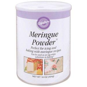 Wilton Products . WIL MERINGUE POWDER 16OZ