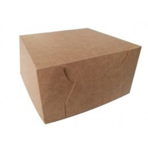 Retail Supplies . RES 10X10X4 COCOA 6 CUP