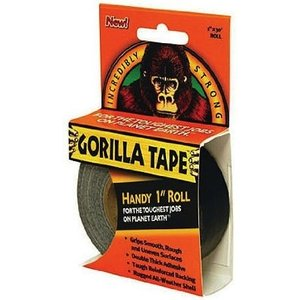 Gorilla Glue . GAG TRI-LINGL GORILLA TAPE 1'' ROL