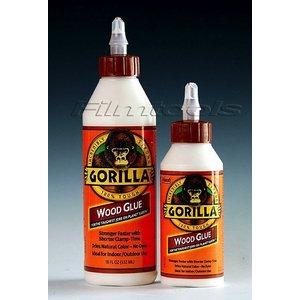 Gorilla Glue . GAG TRI-LINGL WOOD GLUE 8OZ