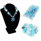 Jesse James . JSJ ELSA FROZEN BEADS