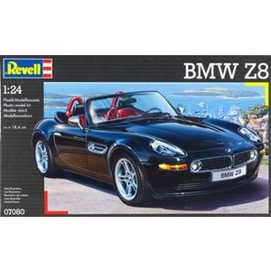 Revell of Germany . RVL 1/24 BMW Z8