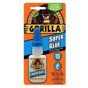 Gorilla Glue . GAG GORILLA SUPER GLUE 20G BOTTLE