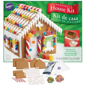 Wilton Products . WIL GINGERBREAD HOUSE PETITE