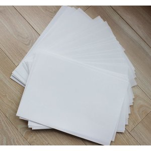 Provo Craft . PRV WHITE FROSTING SHEETS