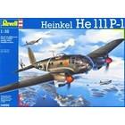 Revell of Germany . RVL 1/32 Heinkel He 111 P