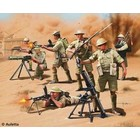 Revell of Germany . RVL 1/76 BRITISH 8TH ARMY WWII