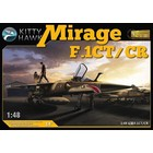 KItty Hawk . KTY 1/48 MIRAGE F1 CT/CR FIGHTER