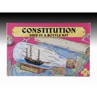Woodkrafter Kits . WDK SHIP IN BOTTLE CONSTITUTON