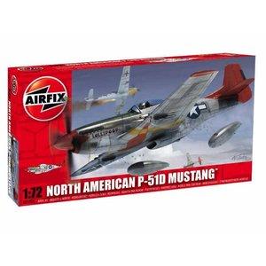 Airfix . ARX 1/72 P-51D MUSTANG
