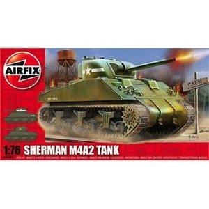 Airfix . ARX 1/72 M4 Sherman MK1