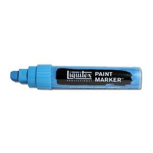 Liquitex/Colart . LIQ LQ MARKER WIDE BRILLIANT BLUE