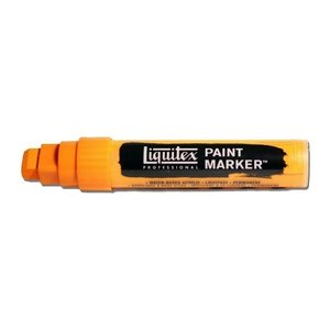 Liquitex/Colart . LIQ LQ MARKER WIDE CAD ORANGE HUE