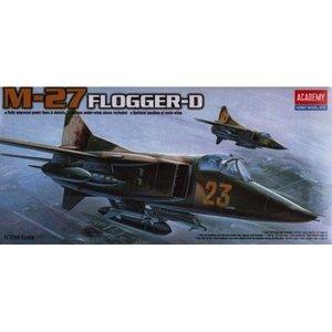 Academy Models . ACY 1/72 MIG-27 Flogger D USSR