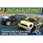 Scalextric . SCT TEAM SCALEX MINI CHALLENGE