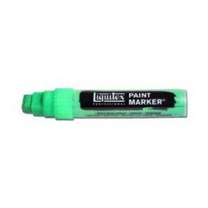 Liquitex/Colart . LIQ LQ MARKER WIDE FLUORESC GREEN
