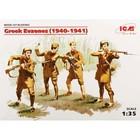 Icm . ICM 1/35 GREEK EVZONES