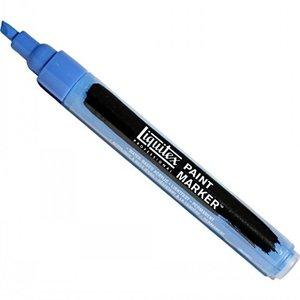 Liquitex/Colart . LIQ LQ MARKER FINE FLUORSC BLUE