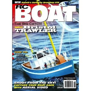 Ingram Periodicals . ING RC BOAT  MAGAZINE