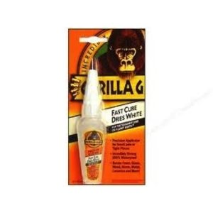Gorilla Glue . GAG PEN GRAVITY PEN DRIES WHITE