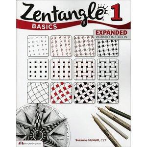 Design Originals . DOL ZENTANGLE 1 COLOR BOOK