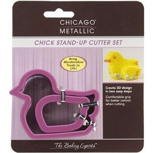Chicago Metallic Inc . CMB CHICK 3D STAND UP CUTTER
