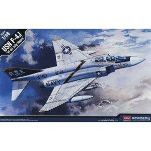 Academy Models . ACY 1/48 F-4J VF-84 JOLLY ROGERS