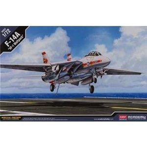 Academy Models . ACY 1/72 F-14A VF1 WOLF PACK LE
