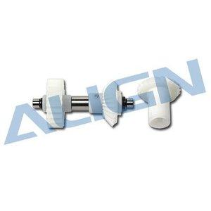 Align RC . AGN (DISC) - 700 TORQUE TUBE FR DR GEAR SET