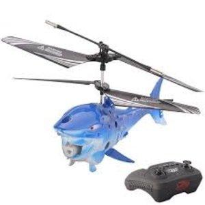 Model Rectifier Corp . MRC SHARK R/C FLYING BUBBLE HELI