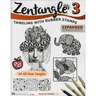 Design Originals . DOL ZENTANGLE 3 COLOR BOOK