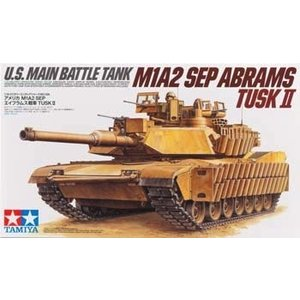 Tamiya America Inc. . TAM 1/35 US M1A2 SEP ABRAMS