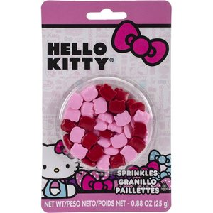 Wilton Products . WIL HELLO KITTY  SPRINKLES