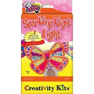 Creativity for kids . CFK SPARKLING NIGHT LIGHT MINI KIT