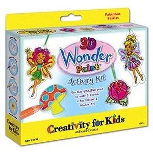 Creativity for kids . CFK FABULOUS FAIRIES KIT