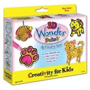 Creativity for kids . CFK MY CUTE PETS KIT