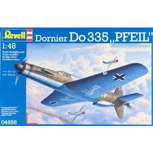 Revell of Germany . RVL 1/48 DORNIER D0335 PFEIL