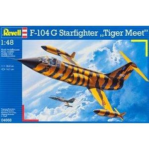 Revell of Germany . RVL 1/48 F-104 G STARFIGHTER