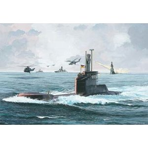 Revell of Germany . RVL 1/144 U-BOAT CLASS 206A