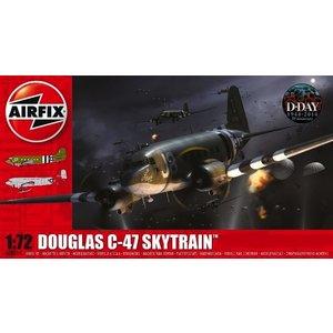 Airfix . ARX 1/72 DOUGLAS C47 SKYTRAIN MILITARY