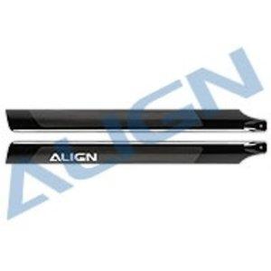 Align RC . AGN 690D CARBON FIBER BLADE