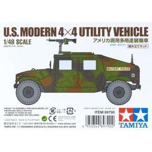 Tamiya America Inc. . TAM US MODERN MILITARY 4X4 UTILITY