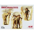 Icm . ICM 1/35 ANZAC INF 1915