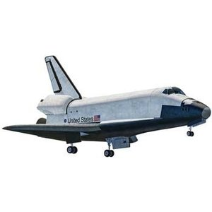 Revell Monogram . RMX 1/250 SPACE SHUTTLE SNAP