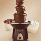 Wilton Products . WIL CHOCOLATE PRO FONDUE FOUNTAIN