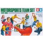 Tamiya America Inc. . TAM 1/20 MOTORSPORTS TEAM SET