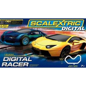 Scalextric . SCT DIGITAL RACERS SET