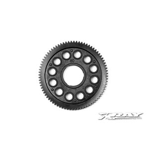 X Ray . XRY COMP SPUR GEAR-80T/64P